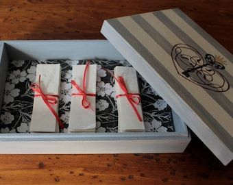 SALE Wedding Box for Blessings & Keepsakes SPECIAL reg. 32.00 now 14.00