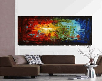 painting, multicolor  abstract painting   ,abstract art,  painting, acrylic painting,  jolina anthony