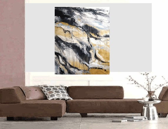 """63"""" original painting abstract painting large painting from jolina anthony fast and free shipping"""