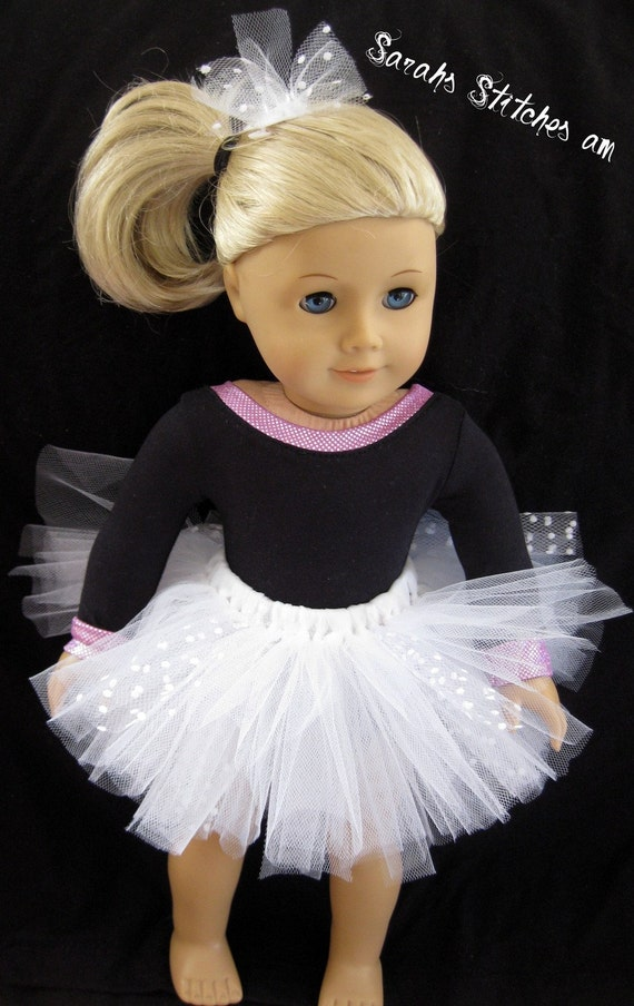 PARTY PACK  - 6 Doll Tutus - Design Your Own
