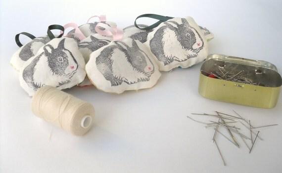 Animal Lavender Sachet - Rabbit