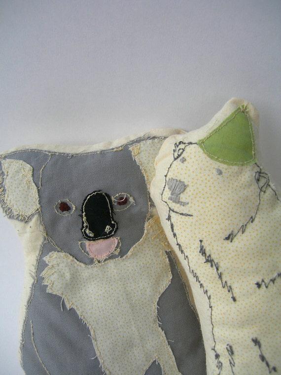 Decorative Animal Pillow - Koala Bear