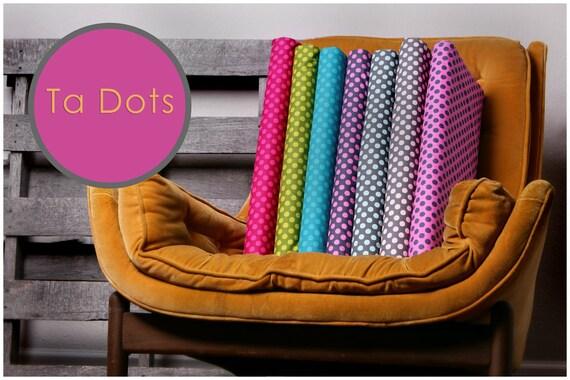 Ta Dot Fabric Bundle by Michael Millers- 1 yard of each