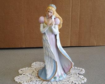 Vintage 1989 Lenox Legendary Princesses THE SWAN PRINCESS Figurine.