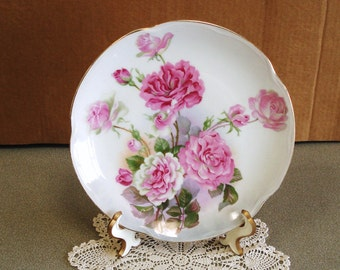 Antique J And C Louise g. h. b. Co. Bavaria Plate.