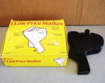 PRIMARK 1 Line Price Marker Gun Model L-14.