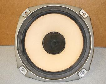Vintage JVC Paper Speaker Woofer Model .HSA3032-01-B Japan.