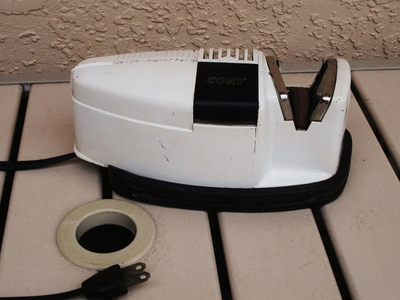Vintage Cory Electric Knife And Scissors Sharpener