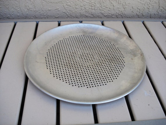 Vintage Rema Bakeware Air Vent Pizza Baking Perforated Rack