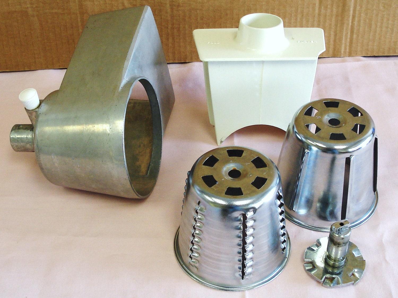 Vintage Oster Kitchen Center Food Processor Rotary Slicer
