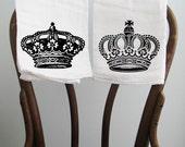 Flour Sack Towel  Royal Kitchen
