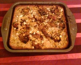Meatloaf Feta Cheese Cornbread