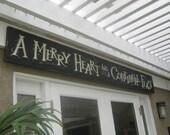 A Merry Heart has a Continual Feast