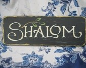 Shalom - the Blessing of Peace for your special space