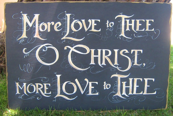 Inspiring, big and bold Scripture Signs