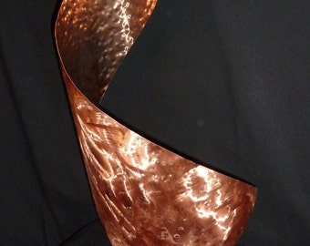 "Copper Art Sculpture by Dennis Boyd (DB Designs - Creating Metal ""works of art"") Sculpture 10"