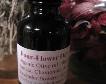 4-Flower Aches & Pains Oil