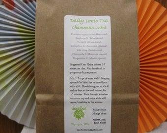 Daily Tonic Herbal Tea