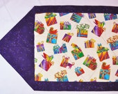 Christmas Quilted Tablerunner