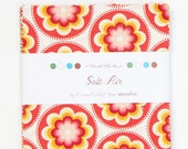 Salt Air by Cosmo Cricket for Moda, charm pack