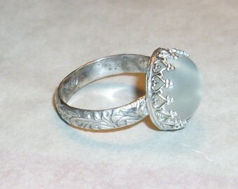 Moonstone Ring for a Queen