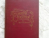 Antique Book--Glimpses of Heaven--From Louisville, KY Minister, Reverend W.H. Munnell