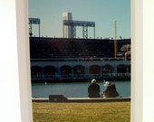 Baseball Photo Greeting Card - Sports