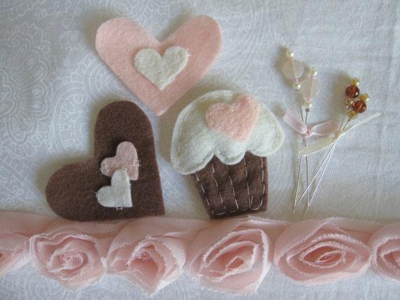 Chocolate embellishment kit