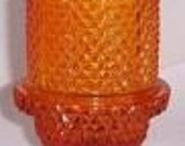 Viking Orange Fairy Lamp