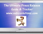 The Ultimate Press Release Guide and Tracker - PR, Press release, guide, tracking, site traffic