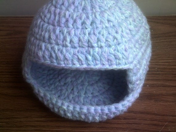 Free Crochet Patterns For Cat Houses : Items similar to Made to order Crochet Pet house ...
