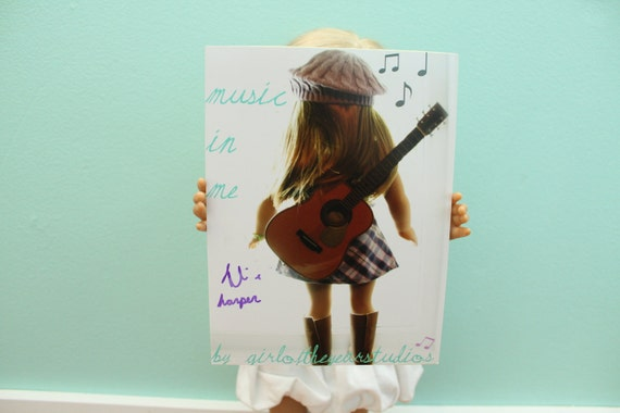Music in Me: Autographed Poster