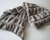 Ruched Baby Blanket