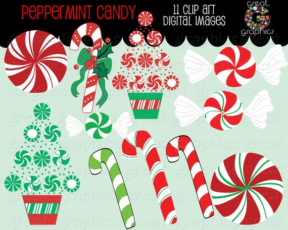 paintings christmas candy - photo #11