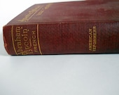 Antique History Book - Abraham Lincoln - 1891 Civil War