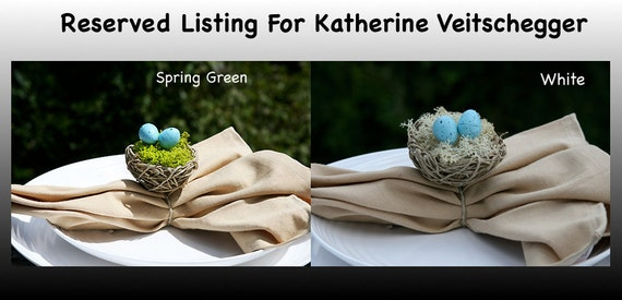 Reserved Listing For  Katherine Veitschegger Only