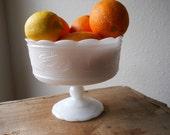 Vintage Milk Glass TREASURY ITEM