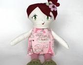 Gigi 17 inch doll ready to ship