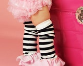 Chiffon Diaper Cover Bloomers