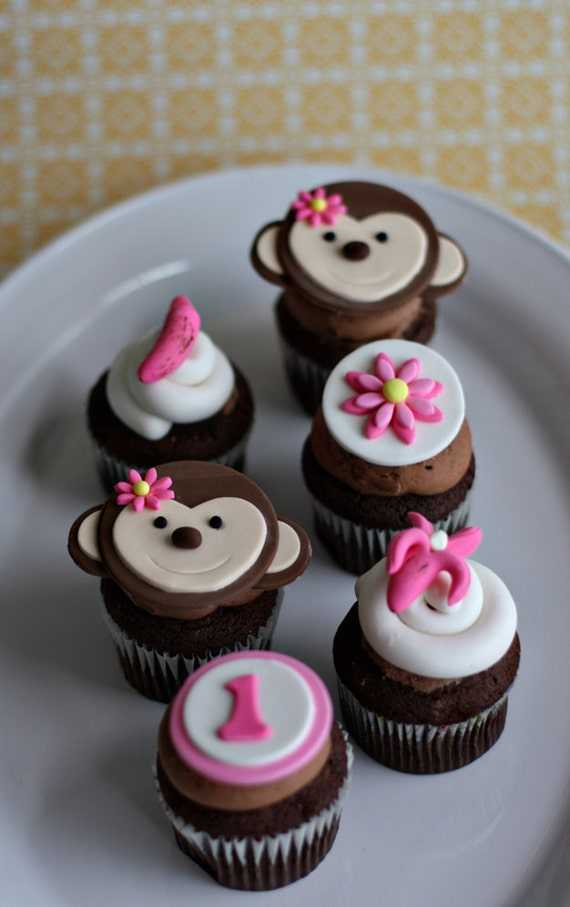 Image Result For Monkey Birthday Cake Images