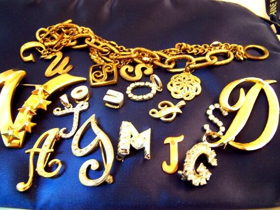 Letters and Initials  Destash