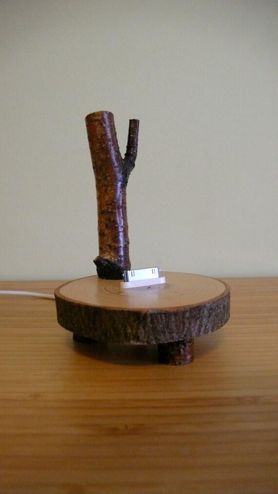Audiowood Twiggy iPhone Nest