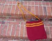 Hogwarts House Side Bag- Made to Order