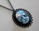 Zombie Vixen Necklace
