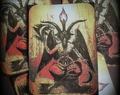 SALE- The Baphomet - Stickers