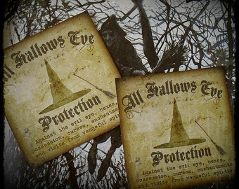 All Hallows Eve - Stickers