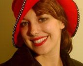 Sweet Bea (Vintage Inspired Hat Pattern - Sewing PDF)