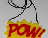 POW... Necklace
