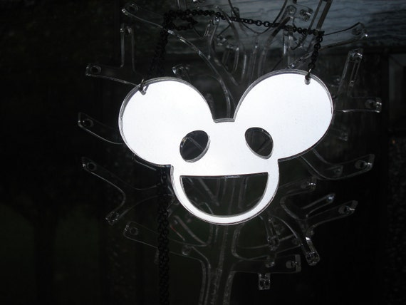 Deadmau5 Inspired Necklace