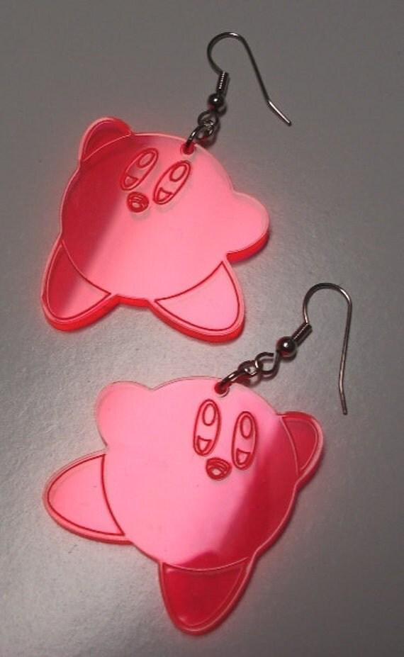 Kirby Acrylic Earrings
